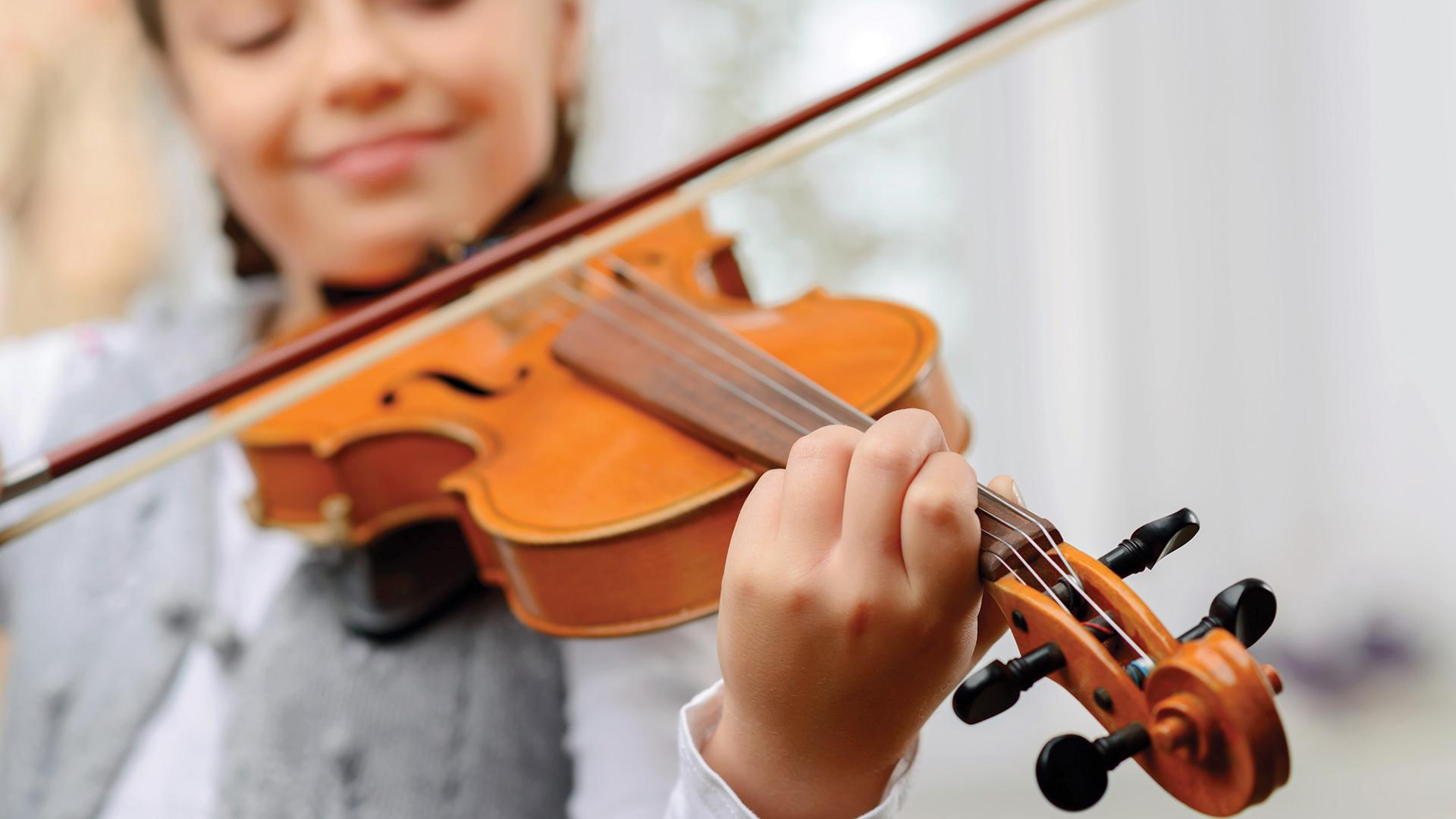 Violin, Viola, & Cello Lessons at Visionary Centre for the Performing Arts