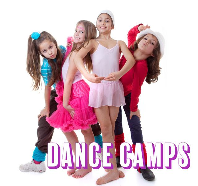 Dance Summer Camps @ VCPA