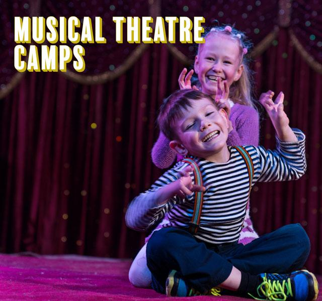 Musical Theatre Summer Camps @ VCPA