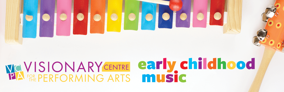 Early Childhood Music at Visionary Centre for Performing Arts