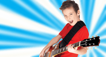 Guitar, Bass, & Drum Lessons at Visionary Centre for the Performing Arts