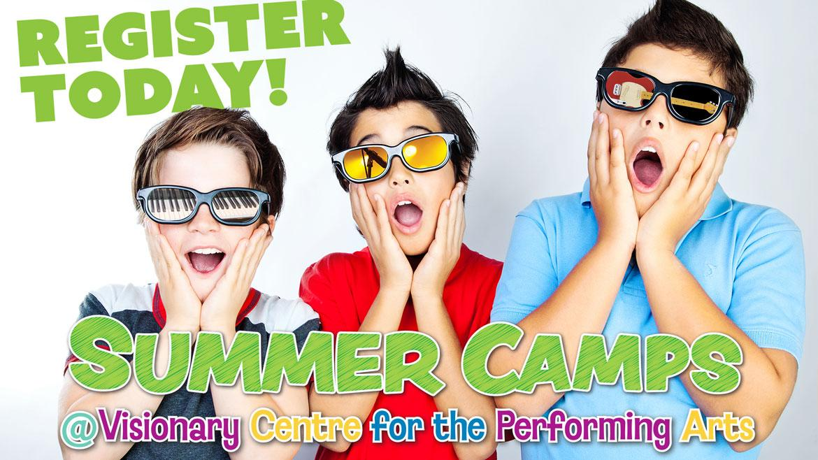 Summer Camps at VCPA are AWESOME!